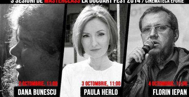 Încetul cu încetul se concretizează cea de-a III-a ediție București Docuart Fest