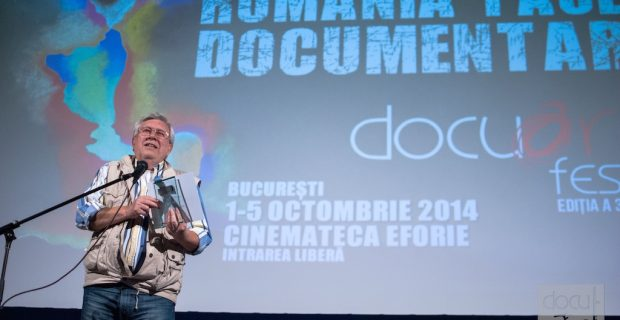 Afacerea Tănase (regia Ionuț Teianu) a câștigat  marele premiu la DocuArt Fest