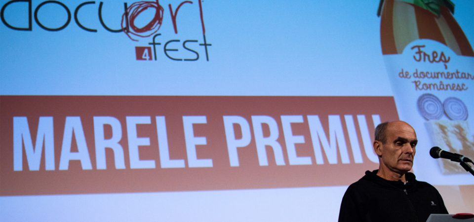 Premiile acordate la a 4-a editie București Docuart Fest