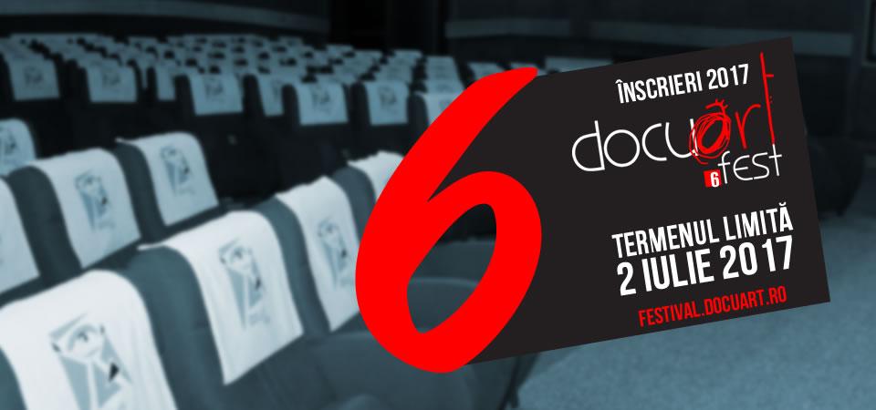 Docuart Fest a dat drumul înscrierilor pentru ediția a 6-a