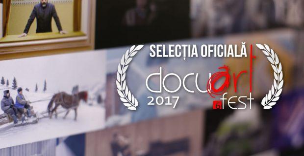 Filmele care se văd în competiție la București Docuart Fest 6