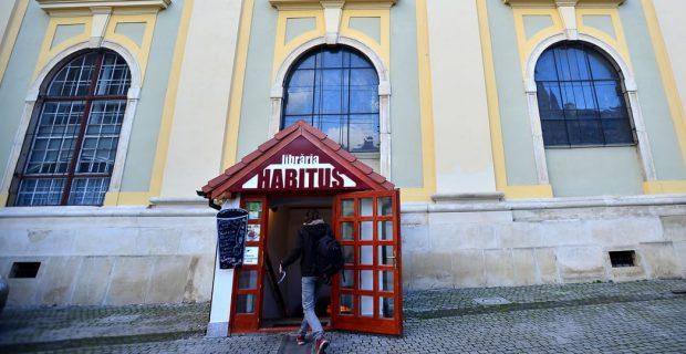 Librăria Habitus – Sibiu
